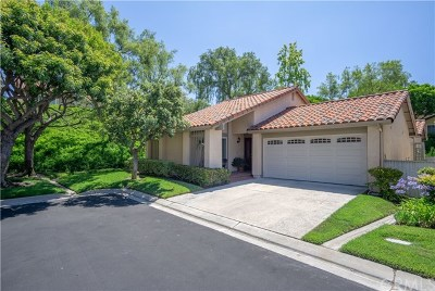 Mission Viejo CA Single Family Home For Sale: $625,000