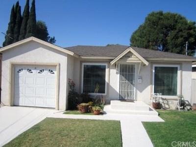 Norwalk Single Family Home For Sale: 11863 162nd Street