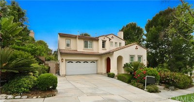 Fullerton Single Family Home For Sale: 2938 Hawks Pointe Drive