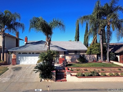 Diamond Bar CA Single Family Home For Sale: $535,900