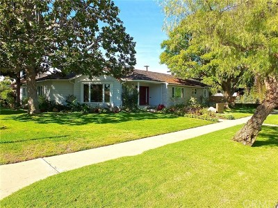 Long Beach Single Family Home For Sale: 1351 Bryant Road