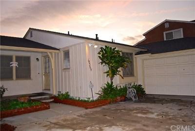 Whittier Rental For Rent: 14568 Reis Street