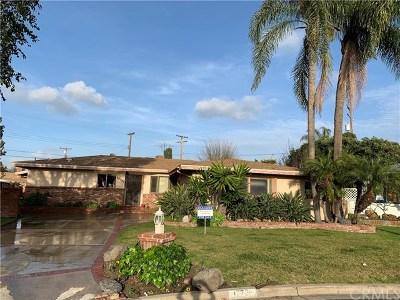 Garden Grove Single Family Home For Sale: 12721 Bolivar Place