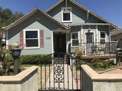 Long Beach Multi Family Home For Sale: 1208 Linden Avenue