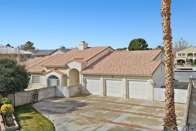 Victorville CA Single Family Home For Sale: $729,000