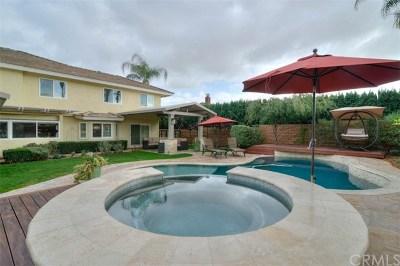 Yorba Linda Single Family Home For Sale: 4585 Avenida De La Luz