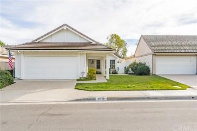 Yorba Linda Single Family Home For Sale: 21130 Trailside Drive