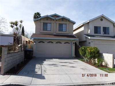 Hawaiian Gardens Single Family Home For Sale: 22407 Seine Avenue