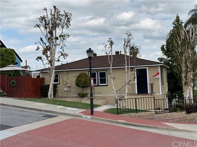Brea Single Family Home For Sale: 401 E Birch Street