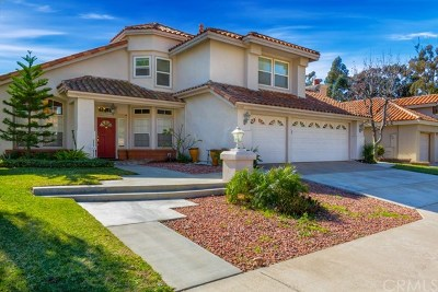 Yorba Linda Single Family Home For Sale: 28440 Brush Canyon Drive