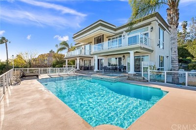 La Habra Heights Single Family Home For Sale: 1440 Darlene Drive
