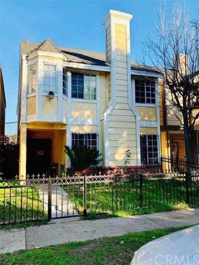 Huntington Park Single Family Home For Sale: 6016 Middleton Street