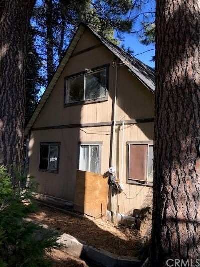 Twin Peaks Single Family Home For Sale: 26716 State Hwy 189