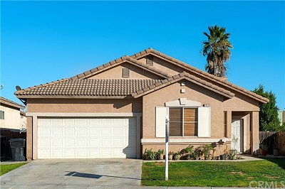 Riverside Single Family Home For Sale: 7912 Linares Avenue