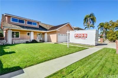 Fullerton Single Family Home For Sale: 3117 La Travesia Drive