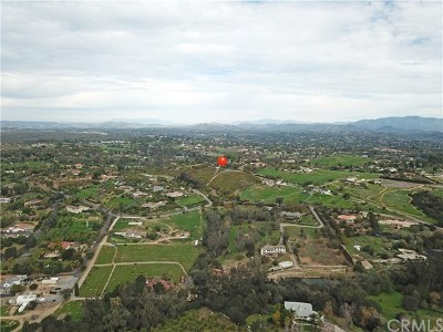 Fallbrook Residential Lots & Land For Sale: 4420 Sleeping Indian Road