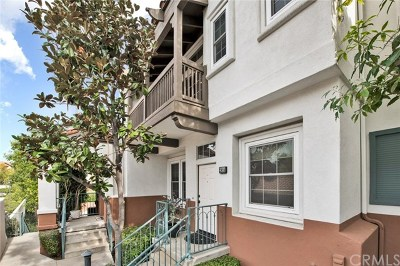 Tustin Condo/Townhouse For Sale: 2824 Ballesteros Lane