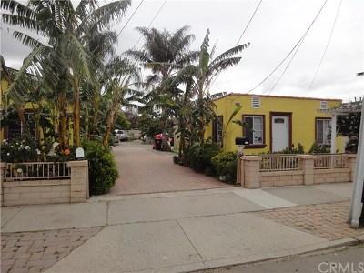 Santa Ana Multi Family Home For Sale: 1129 Highland Street