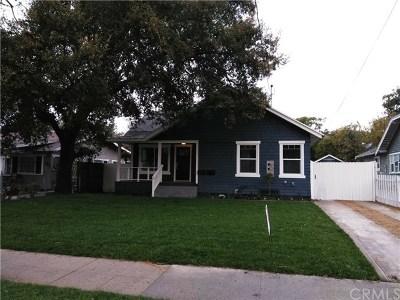 Pasadena Single Family Home For Sale: 853 Chapman Avenue