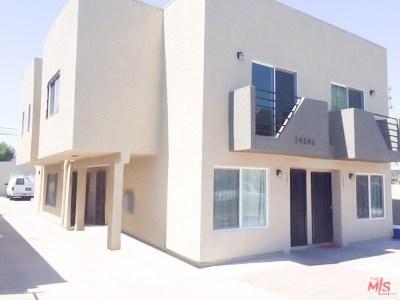 Van Nuys Multi Family Home For Sale: 14242 Calvert Street