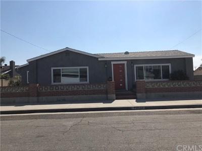 Norwalk Single Family Home For Sale: 11432 Elizabeth Street