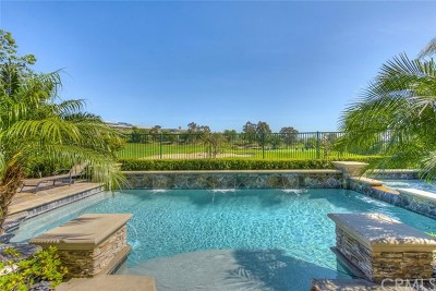 Yorba Linda Single Family Home For Sale: 17595 Edgewood Ln