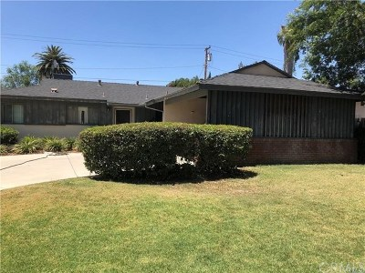 Riverside Single Family Home For Sale: 8075 Garfield Street
