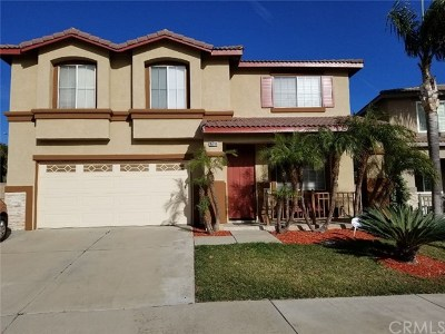 Fontana Single Family Home For Sale: 16798 Escalon Drive