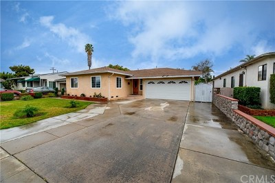 Anaheim Single Family Home For Sale: 410 N Resh Street