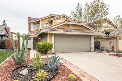 Moreno Valley Single Family Home For Sale: 23698 Mark Twain