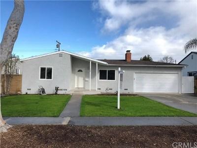 Fullerton Single Family Home For Sale: 511 W Knepp Avenue