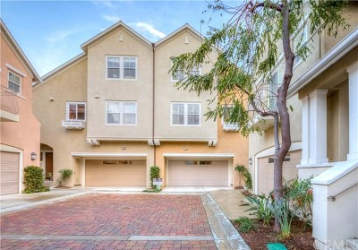 Irvine Condo/Townhouse For Sale: 38 Spring