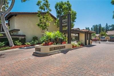 Long Beach Condo/Townhouse For Sale: 4950 E Atherton Street