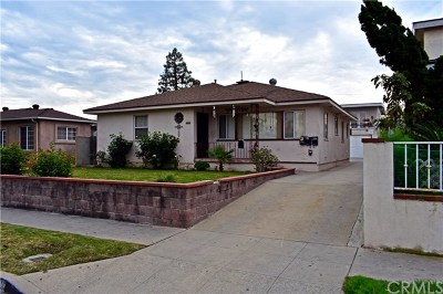 Harbor City Multi Family Home For Sale: 1426 254th Street