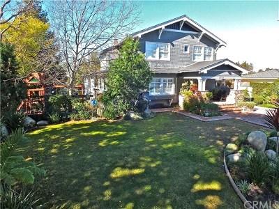 Long Beach Single Family Home For Sale: 3733 Cedar Avenue