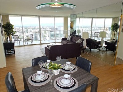Long Beach Condo/Townhouse For Sale: 700 E Ocean Boulevard #2602