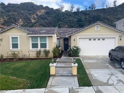 Corona Single Family Home For Sale: 3645 Corbett Street