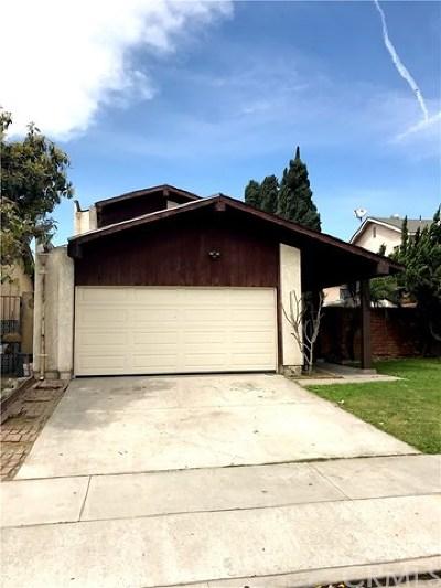 Santa Fe Springs Single Family Home For Sale: 9203 Pioneer Boulevard