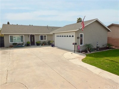 Santa Ana Single Family Home For Sale: 1710 W Civic Center Drive