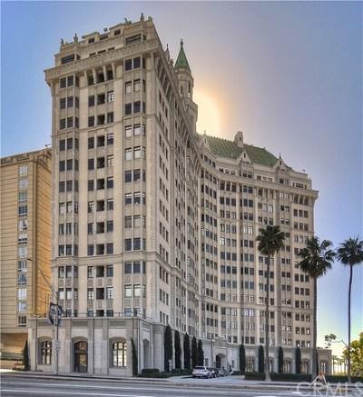 Long Beach Condo/Townhouse For Sale: 800 E Ocean Boulevard #505