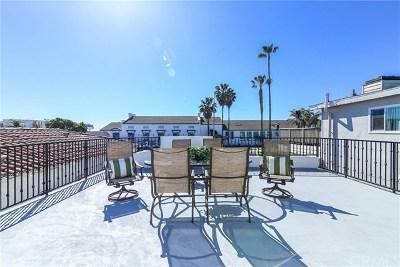 Newport Beach Rental For Rent: 1320 W Balboa Boulevard #B