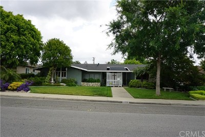 Pomona Single Family Home For Sale: 1926 Yorba Drive