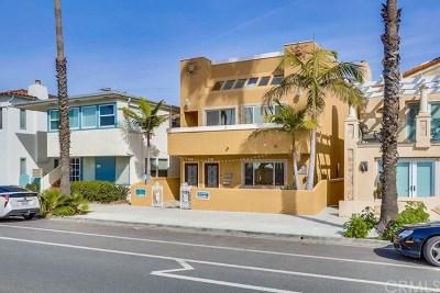 Long Beach Multi Family Home For Sale: 4815 E Ocean Boulevard