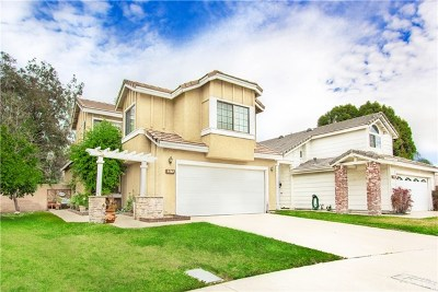 Chino Hills Single Family Home For Sale: 3162 Wildwood Court