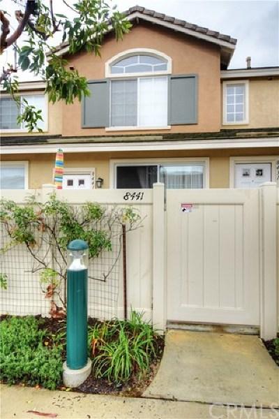 Anaheim Hills Rental For Rent: 8441 E Durango Way
