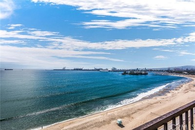 Long Beach Condo/Townhouse For Sale: 1750 E Ocean Boulevard #208