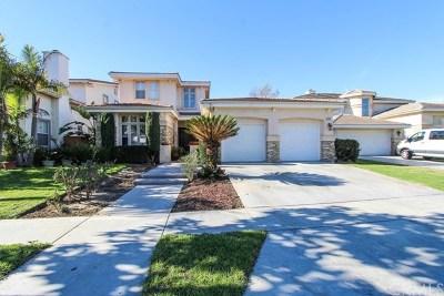 Santa Ana CA Single Family Home For Sale: $809,900