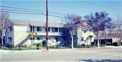 Burbank Multi Family Home For Sale: 198 W Elmwood Avenue