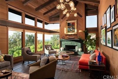 North Tustin Single Family Home For Sale: 2211 Lemon Heights Drive