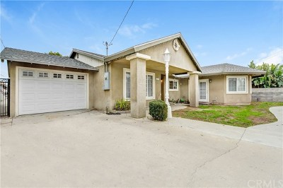 Chino Single Family Home For Sale: 12779 Ramona Avenue